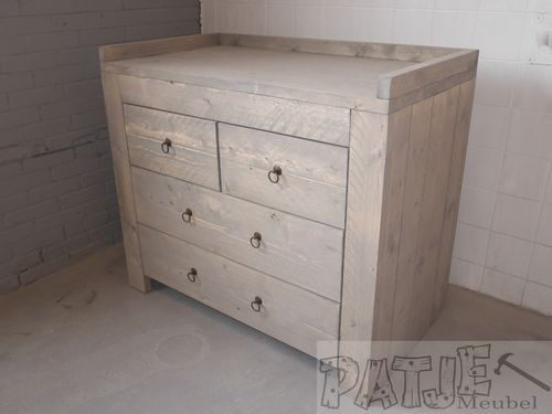 commode ladekast milan